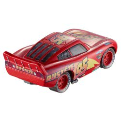 Mattel Disney/Pixar Cars 3 Rust Eze Lightning McQueen die-cast DXV29 / FGD64 887961502268