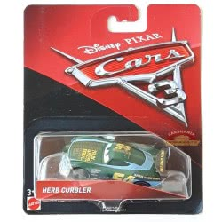 Mattel Disney/Pixar Cars 3 Herb Curbler die-cast DXV29 / FGD71 887961502404