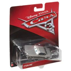 Mattel Disney/Pixar Cars 3 Sterling Die-Cast DXV29 / DXV63 887961403022