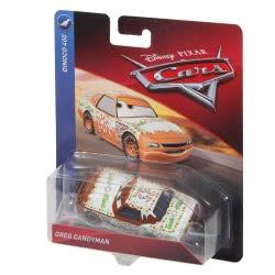 Mattel Disney/Pixar Cars 3 Greg Candyman Die-Cast DXV29 / FLM07 887961561746