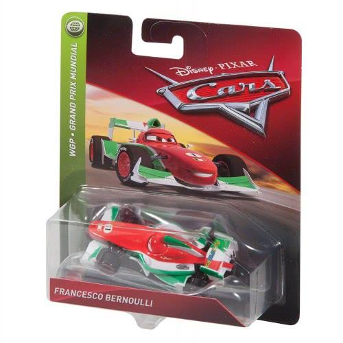 Mattel Disney/Pixar Cars 3 Francesco Bernoulli die-cast DXV29 / FLM10 887961561883