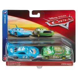 Mattel Disney/Pixar Cars 3 King And Chick Hicks DXV99 / FLH60 887961558555