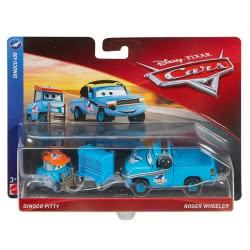 Mattel Disney/Pixar Cars 3 Dinoco Pitty And Crew Chief Αυτοκινητάκια Σετ Των 2 DXV99 / FLH62 887961558449