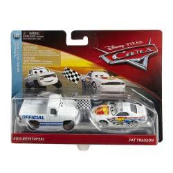 Mattel Disney/Pixar Cars 3 Kris Revstopski And Pat Traxson Αυτοκινητάκια Σετ Των 2 DXV99 / FLH67 887961558463
