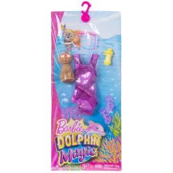 Mattel Barbie Dolphin Magic Tropical Fashion Set FBD84 /  FBD85 887961428858