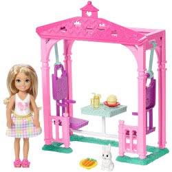 Mattel Barbie Club Κούκλα Chelsea Και Πικνικ FDB32 / FDB34 887961463644