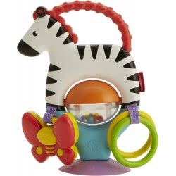 Fisher-Price Fisher Price Activity Zebra FGJ11 887961505870