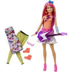 Mattel Barbie Fashions Rock Star FHC09 887961519693