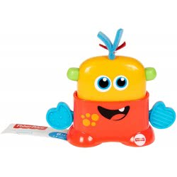 Fisher-Price Fisher Price Tote-Along Monsters - Steward FHF83 / FHF82 887961522150