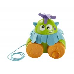 Fisher-Price Fisher Price Walk And Whirl Monster FHG01 887961522341