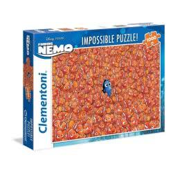Clementoni Παζλ 1000Τεμ. Impossible Ψάχνοντας Τον Νέμο 1260-39359 8005125393596