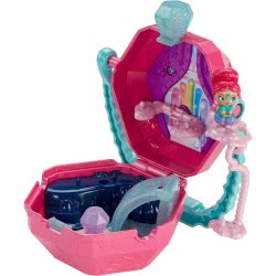 Fisher-Price Shimmer and Shine, Teenie Genies Rainbow Zahramay on-the-Go σετ παιχνιδιούσετ παιχ FHN35 / FHN38 887961526141