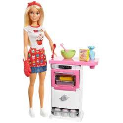 Mattel Barbie Ζαχαροπλάστης FHP57 887961526851