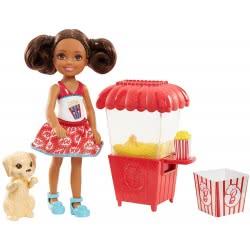 Mattel Barbie Chelsea - Brunette Doll FHP66 / FHP68 887961526967