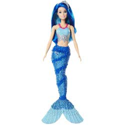Mattel Barbie Dreamtopia Sparkle Mountain Γοργόνα, Μπλε FXT08 / FJC92 887961533453