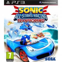 Activision PS3 Sonic & All-Stars Racing Transformed Essentials 5055277019632 5055277019632