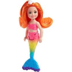Mattel Barbie Dreamtopia Chelsea γοργόνα μίνι κούκλα FKN03 / FKN05 887961549355
