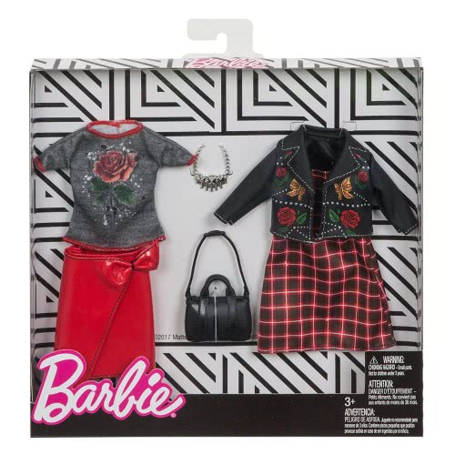 564d643697 Mattel Barbie Fashions Punk Rock