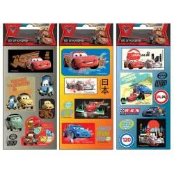 GIM Αυτοκόλλητο  2D Funny Cars2 72-15765 5204549049765 5204549049765