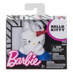 Mattel Barbie Fashions Hello Kitty Ruffled Tank With Red Bow FLP40 / FLP45 887961603156