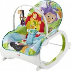 Fisher-Price Infant To Toddler - Ριλάξ/Κούνια Λιονταράκι FML56 887961578065