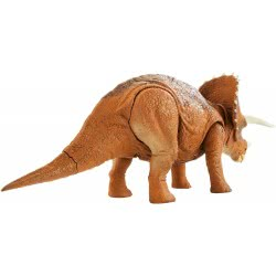 Mattel Jurassic World Δεινόσαυροι με ήχους - Τρικεράτοπας FMM23 / FMM24 887961576825