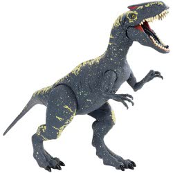 Mattel Jurassic World Roarivores Allosaurus FMM23 / FMM30 887961576801