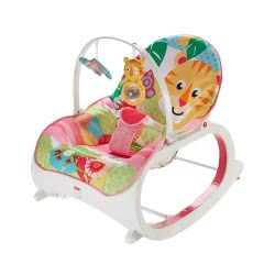 Fisher-Price Infant To Toddler - Ριλάξ/Κούνια Τιγράκι FMN40 887961578041