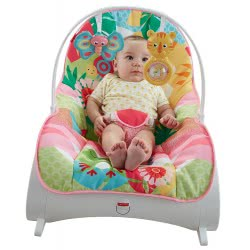 Fisher-Price Infant To Toddler Rocker FMN40 887961578041