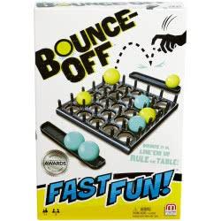 Mattel Επιτραπέζιο Παιχνίδι Bounce Off FMW27 887961583342