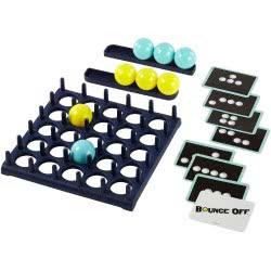 Mattel Bounce Off Board Game FMW27 887961583342