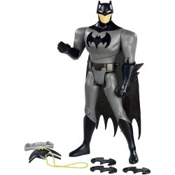 Mattel Justice League Action Batman Φιγούρα 30 εκ. με Όπλο FPC73 / FPC74 887961605990