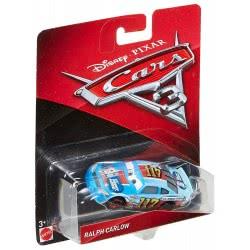 Mattel Disney/Pixar Cars 3 Ralph Carlow Die-Cast DXV29 / FGD56 887961502329