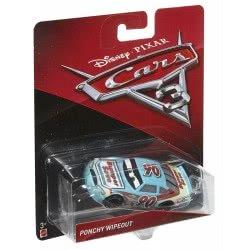 Mattel Disney/Pixar Cars 3 Ponchy Wipeout Die-Cast DXV29 / DXV66 887961403046