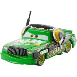 Mattel Disney Cars 3 Chick Hicks with Headset Αυτοκινητάκι Die-Cast DXV29 / DXV48 887961403053