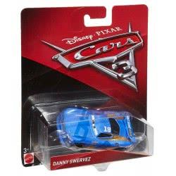Mattel Disney/Pixar Cars 3 Danny Swervez Die-Cast DXV29 / DXV42 887961403350