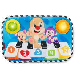 Fisher-Price Laugh and Learn Kick and play piano FTN22 887961649789