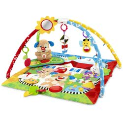 Fisher-Price Education Gym with Puppy FTN23 887961649802