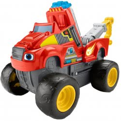 Fisher-Price Nickelodeon Blaze And The Monster Machines: Φορτηγό Γερανός FVF22 887961656688