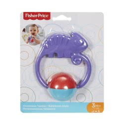 Fisher-Price Fisher Price Chameleon Teether FWH54 / FGJ55 887961506419
