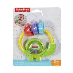 Fisher-Price Fisher Price Turtle Clacker FWH54 / FGJ57 887961506396