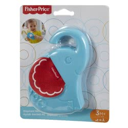 Fisher-Price Fisher Price Elephant Rattle FWH54 / FJG09 887961535518