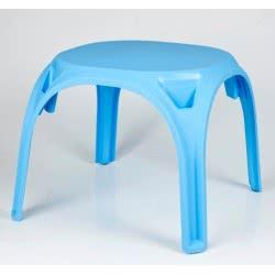 NEKTAR PLAST Τραπεζάκι Πλαστικό Ματ Μπλε 0191-BLUE 5200101151914