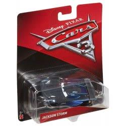 Mattel DISNEY/PIXAR CARS 3 JACKSON STORM ΑΥΤΟΚΙΝΗΤΆΚΙ DIE-CAST DXV29 / DXV36 887961403282