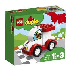 LEGO Duplo Το Πρώτο Μου Αγωνιστικό Αυτοκίνητο 10860 5702016110852