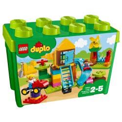 LEGO Duplo Μεγάλο Κουτί με Τουβλάκια Παιδικής Χαράς 10864 5702016117172