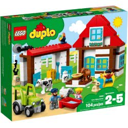 LEGO Duplo Farm Adventures 10869 5702016117202
