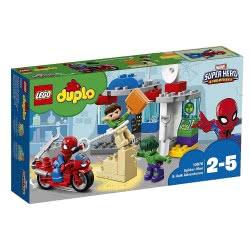 LEGO Duplo Marvel Super Heroes Περιπέτειες Του Σπάιντερ Μαν Και Του Χαλκ 10876 5702016111941