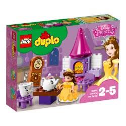 LEGO Duplo Το Πάρτι Για Τσάι Της Μπελ 10877 5702016111392