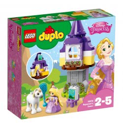 LEGO Duplo Ο Πύργος Της Ραπουνζέλ 10878 5702016111934